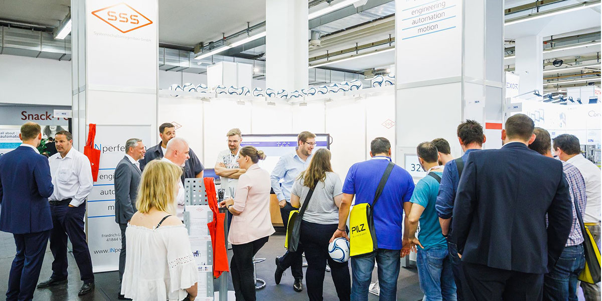 all about automation – Essen 2018